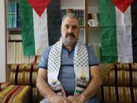 """Mavi Marmara Gazisi Ökenek: """"Kudüs ümmetin ortak davasıdır"""""""