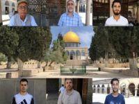 """Diyarbakırlılıar: """"Kudüs meselesi hepimizin boynunun borcudur"""""""