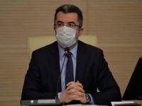 """Vali Memiş: """"Erzurum'da maskesiz sokağa çıkmak yasak"""""""