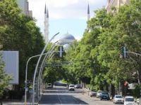 Sokağa çıkma yasağıyla Ankara'da sessiz bir bayram