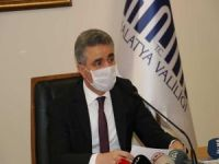 Malatya Valisi Baruş: İlde Covid-19 vaka sayısı arttı