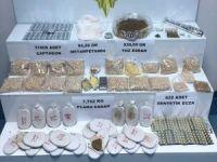 Adana'daki yüklü miktarda uyuşturucu ele geçirildi