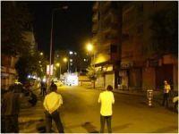 Diyarbakır'da 7 katlı binanın kolonları çatladı 3 bina tedbir amaçlı boşaltıldı