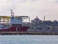 Fatih sondaj gemisi Karadeniz'e doğru yola çıktı