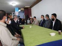 HÜDA PAR Ankara İl Teşkilatı Barış Çakan'ın taziyesine katıldı