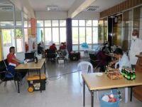 İmam hatip okullarından Kızılay'ın kan bağışı kampanyasına destek