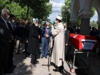 Ahmet Tekdal dualarla son yolculuğuna uğurlandı