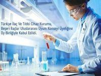 Türkiye, Beşeri İlaçlar Uluslararası Uyum Konseyi üyeliğine kabul edildi