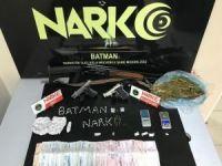 Batman'da 15 adrese uyuşturucu operasyonu: 12 gözaltı