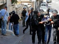 Siyonist işgal rejimi Batı Şeria'da 21 Filistinliyi kaçırdı