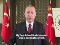 """Cumhurbaşkanı Erdoğan: """"102 ülkeye tıbbi malzeme desteğinde bulunduk"""""""