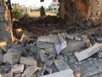 Siyonist işgal rejimi 10 kişilik Filistinli bir aileyi daha evsiz bıraktı