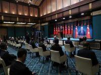 Cumhurbaşkanı Erdoğan, 18 yılda 585 yeni baraj kazandırdıklarını açıkladı