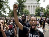 ABD'de George Floyd protestoları 12'nci gününde durdurulamıyor