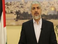 Halid Meşal'den Abdullah Şallah için taziye mesajı