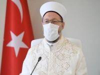 Erbaş: yaşanan kaosların çaresinin İslam'ın hayat veren ilkelerinde var