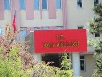 Van Valiliği PKK'ya ait mühimmat ele geçirildiğini açıkladı