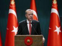 Erdoğan: 18 yaş altına kısıtlama kaldırıldı