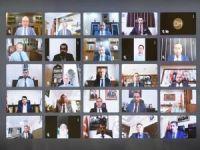 Erbaş, Dini Yüksek İhtisas ve Eğitim Merkezleri müdürleriyle görüştü