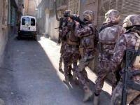 Adana'da PKK'ya yönelik operasyon