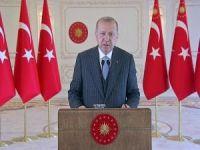 """Cumhurbaşkanı Erdoğan: """"İslam iktisadı krizden çıkışın anahtarıdır"""""""