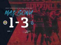 Trabzonspor finalde: 1-3