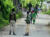 Keşmir'deki çatışmalarda bir Müslüman şehid oldu