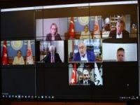 Bakan Ruhsar Pekcan Başkanlığında İstişare Kurulu 15. Toplantısı yapıldı