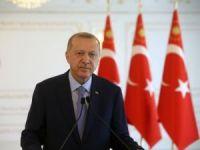 """Erdoğan: """"Yılın ikinci yarısıyla birlikte ekonomide çok büyük bir ivme bekliyoruz"""""""