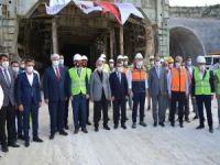 Ulaştırma ve Altyapı Bakanı Karaismailoğlu, Hasankeyf'teki çalışmaları yerinde inceledi