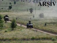 Kilis'te askeri araç devrildi: 16 yaralı