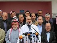 Filistinli alimler: Filistin toprakları üzerinde siyonistlerin hiçbir hakkı yoktur