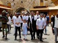 Siyionist işgalci Yahudi yerleşimcilerden Ramallah'da ırkçı saldırı