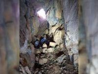 MSB: Haftanin'de 150 metre uzunluğunda tünel tespit edildi
