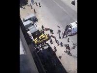 Afrin'de bombalı saldırı: 4 ölü 7 yaralı