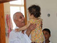 Suriye'de 9 yıl tutsak kalan şoför ailesine kavuştu
