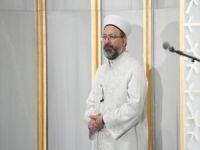 """Diyanet İşleri Başkanı Prof. Dr. Ali Erbaş: """"Rabbim bizleri camilerimizden ayırmasın"""""""