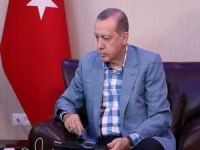 Erdoğan, Sivil Toplum Kuruluşları İdlib İstişare Toplantısı'na telefonla katıldı