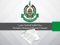 Hamas, BM'ye 'siyonist işgal rejimine baskı' çağrısı yaptı