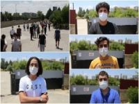 YKS'ye giren öğrenciler: TYT sınavına oranla AYT daha zordu