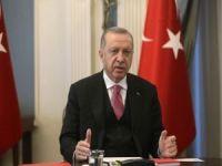 """Erdoğan: """"Sosyal medya mecralarının tamamen kaldırılmasını, kontrol edilmesini istiyoruz"""""""