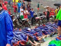 Myanmar'da meydana gelen heyelanda 113 madenci öldü