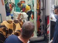 Siirt'ten Şırnak'a sevk edilen Coronavirus hastası yolda hayatını kaybetti