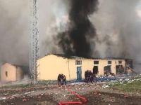 Havai fişek fabrikasındaki patlamaya 3 gözaltı kararı