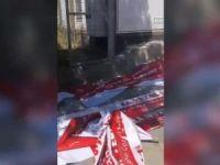 İBB'den kurban kesim alanlarını gösteren afişlere karşı hazımsızlık