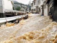 Japonya'da sel felaketi: 16 ölü, çok sayıda kişi kayıp