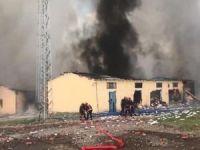 Sakarya'da havai fişek fabrikasındaki patlamada sabotaj izine rastlanmadı