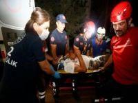 Antalya'da girdikleri mağarada 3 kişi mahsur kaldı