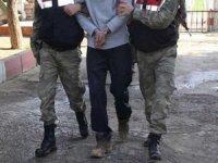 İkna edilen PKK'lı, Mardin'de teslim oldu