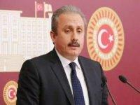 TBMM Başkanı Şentop'tan Ayasofya Camii açıklaması